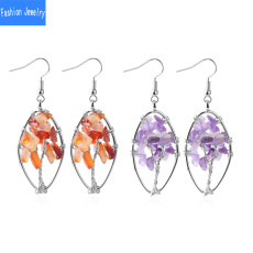 Life, Natural, Jewelry, Earring