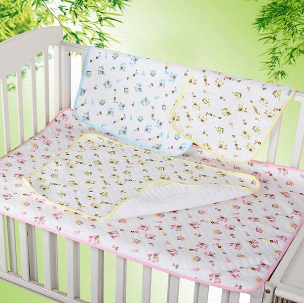 changingmatsbabygirl, Waterproof, Bedding, Cover