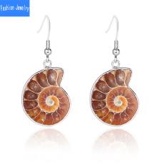 Summer, shells, Jewelry, Earring