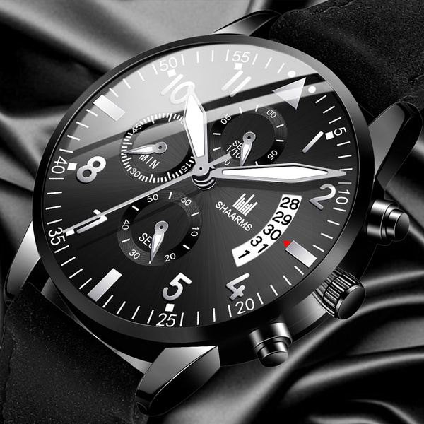 Chronograph, Men Business Watch, chronographwatch, Casual Watches