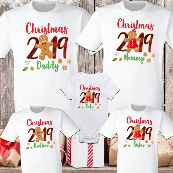 Wennikids Baby Girls /& Boys Christmas Sweaters Xmas Snowman Family Clothes Mommy and Me Sweatshirt
