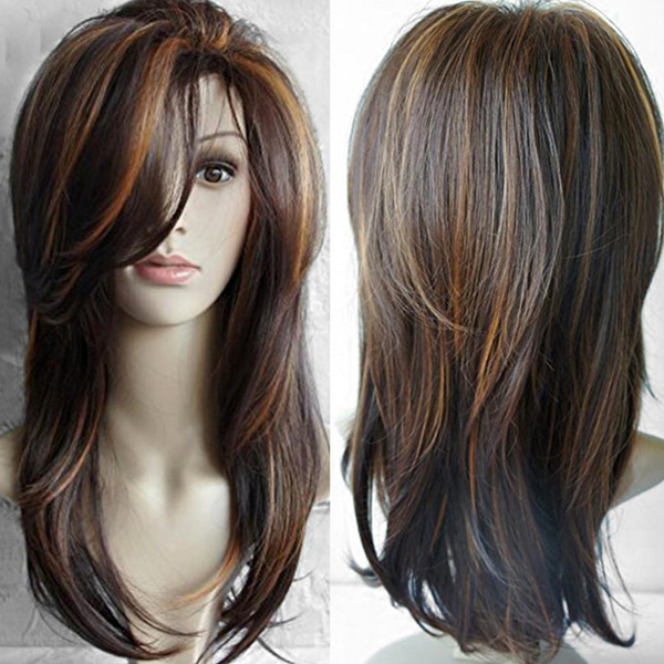 wig, brown, cosplayparty, brownwig