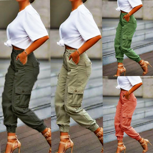 Pocket, Fashion, pants, Overalls
