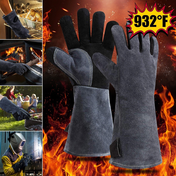 leatherglove, Grill, Kitchen & Dining, grillglove