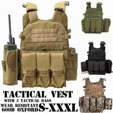 Vest, tacticalvest, airsofttacticalvest, Waterproof