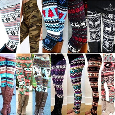 Camouflage Leggings, Leggings, trousers, causalpant