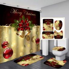 christmascurtain, bathrug, Christmas, Cover