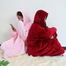 hoodiesformen, Fleece, plushblankethoodie, pullover hoodie