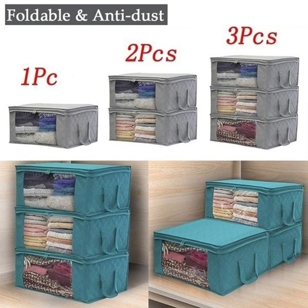 Box, Capacity, pillowbag, Home & Living