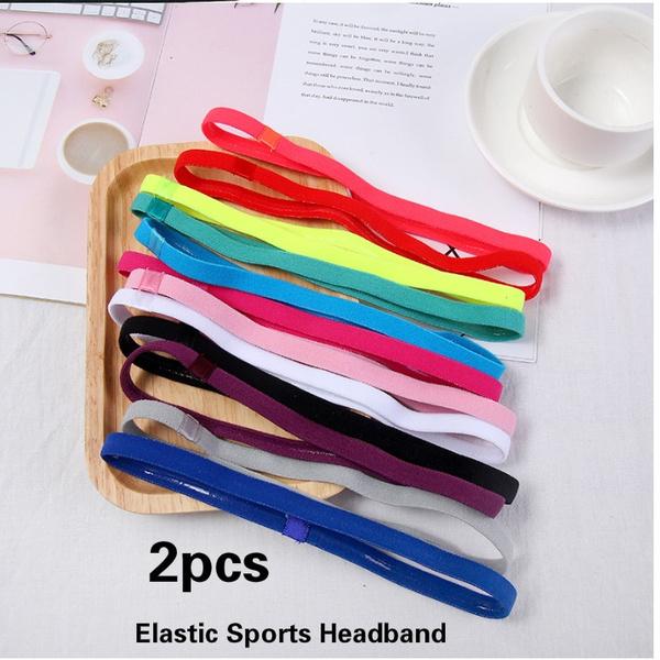 non-slip, elasticheadband, sportshairband, Fashion