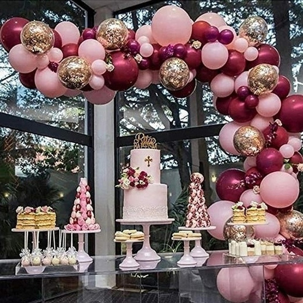 pink, party, Decor, Jewelry