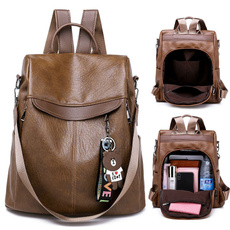 Bags, Women's Fashion, leather, Backpacks
