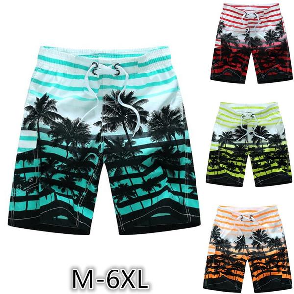 Beach Shorts, Floral print, maleshort, beachpant