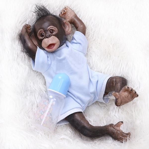 rebornbabymonkey, Toy, monkey, rebornmonkeydoll