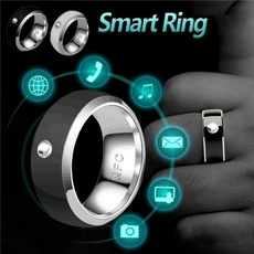 multifunctionalring, techampgadget, nfc, Jewelry