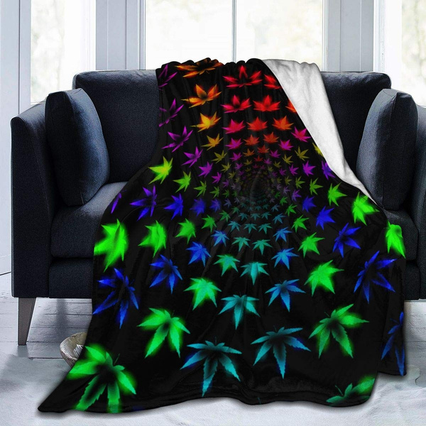 homeaccessoriesdecor, rainbow, blanketstapestry, leaf
