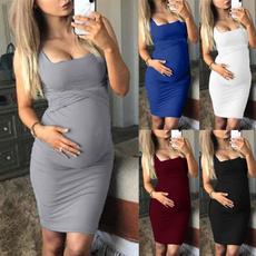 Mini, pregnantwoman, summer dress, Regalos