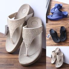 Flip Flops, Sandals, breathableshoesforwomen, beachslippersforwomen