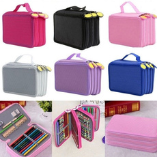 case, pencil, penholderbox, art