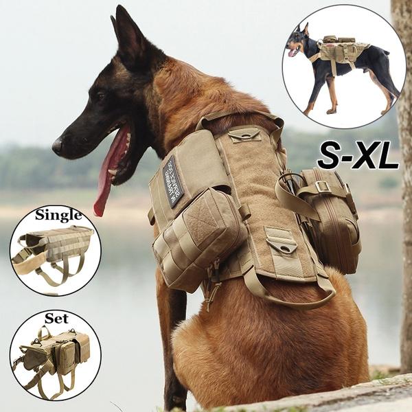 Vest, huntingdog, Army, Pets