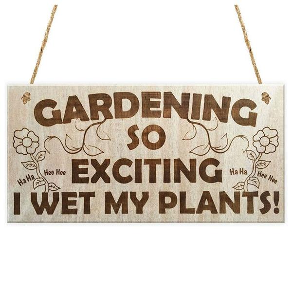 Funny, Gardening, Garden, Gifts