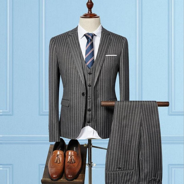classicmansuit, Fashion, stripesmensuit, vintagestripesuit