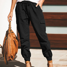 elasticwaistpant, Women Pants, elastic waist, cottonpant