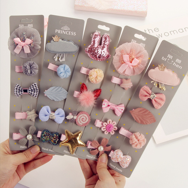 5pcs Pack Kawaii Flowers Clouds Hair Clips Set Cartoon Crown Bow Stars Hairpins For Girls Hair Accessories Cute Barrettes Hair Ornament Wish Cartoon golden crowns on the colorful ribbons vector. 5pcs pack kawaii flowers clouds hair clips set cartoon crown bow stars hairpins for girls hair accessories cute barrettes hair ornament wish