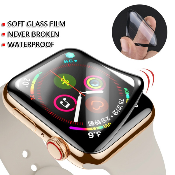 iwatchscreensaver, iwatch4screenprotector, iwatch44mmband, Apple