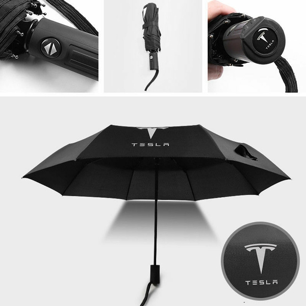 teslagear, uv, Umbrella, carumbrella