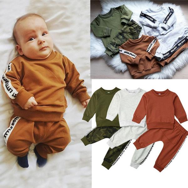 Toddler, fleecestop, pants, Long Sleeve