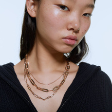 Jewelry, Chain, Temperament, multistorey