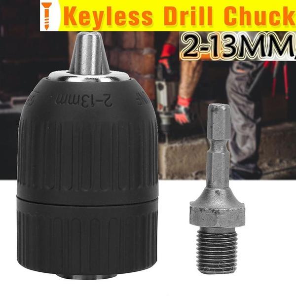 Plastic, keylessdrillchuckconnectingrod, drillchuck, Adapter