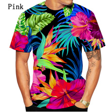Fashion, Shirt, Hawaiian, unisex