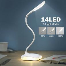 Head, led, readinglight, Desk