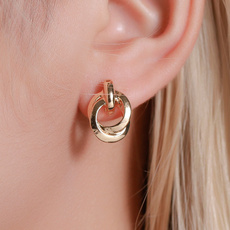 Jewelry, doubledeck, In, Metal