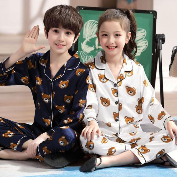 kidspajama, Sleepwear, kidssleepwear, Sleeve
