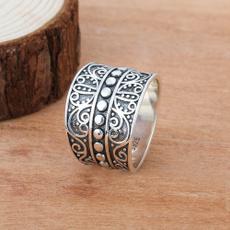 Sterling, Celtic, wedding ring, Silver Ring