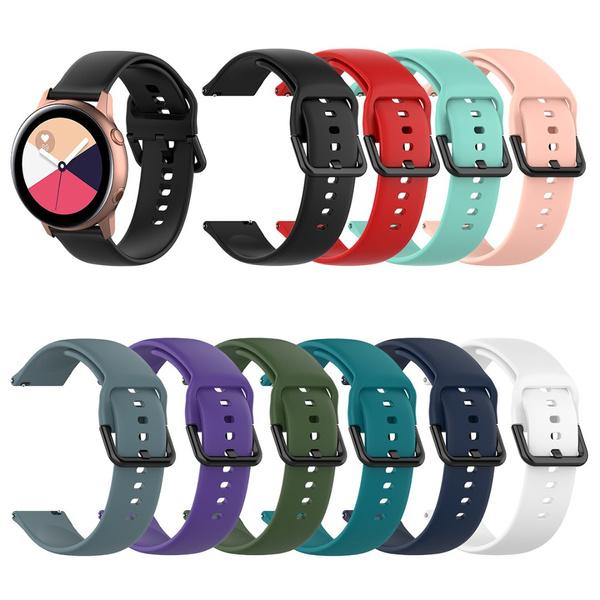 óra, samsungwatch, active2siliconestrap, Samsung