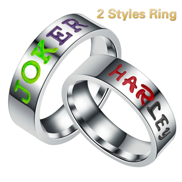 Couple Rings, Steel, Stainless Steel, Jewelry