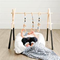 woodenframe, infantroomdecor, toddlerclothesrack, Wooden