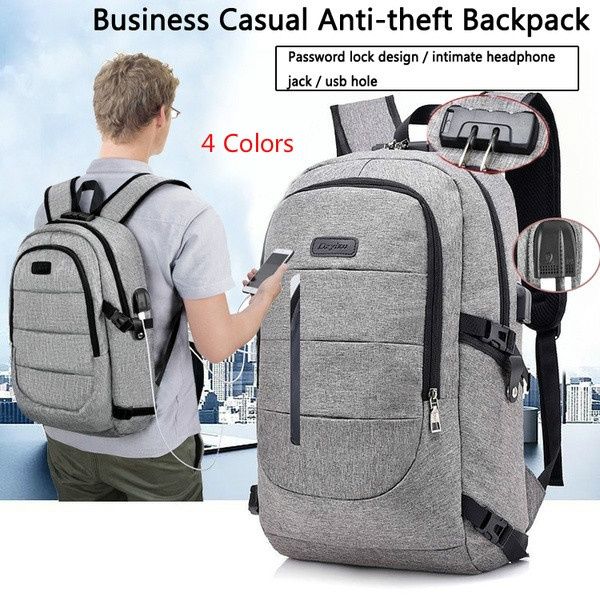travel backpack, waterproof bag, usb, Classics