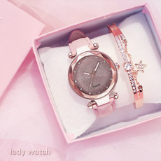 starrysky, Simple, wristwatch, Dress