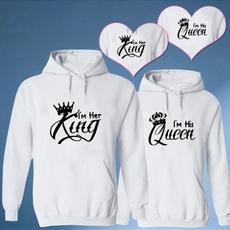 Couple Hoodies, King, Sleeve, Long Sleeve