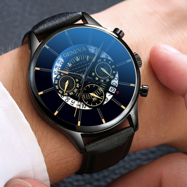 Christmas, Men Business Watch, Luxury, Casual Watches