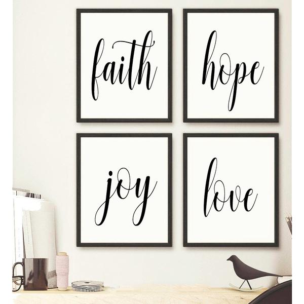 livingroomwallpainting, art, Wedding Gift, Love