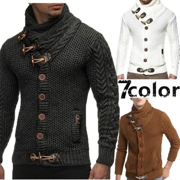 knittedsweatermen, Fashion, Winter, sweater coat