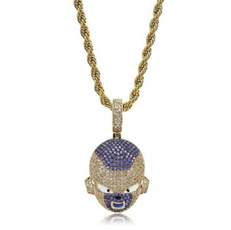 necklaces for men, punk necklace, gold, 18kgoldnecklace