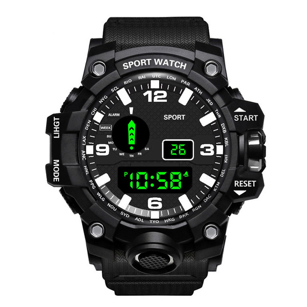 Outdoor, led, waterproof68watch, Sports & Outdoors