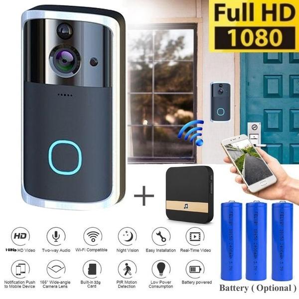 wirelesscameravideodoorbell, doorbell, Photography, wirelessdoorbell